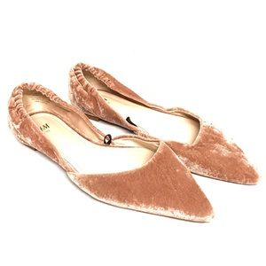 H&M like new nude d'orsay flat